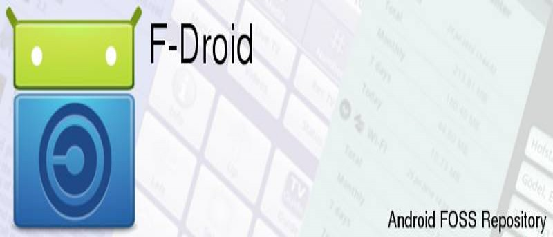 Use F-Droid para instalar aplicaciones Android de código abierto