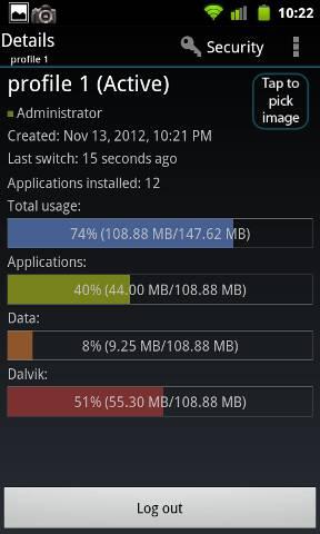 Cómo agregar múltiples perfiles de usuario a dispositivos Android