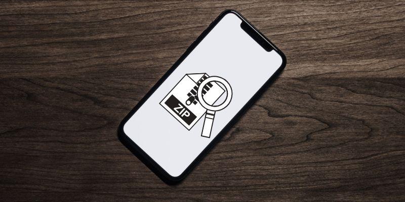 Cómo borrar y descomprimir archivos en Android usando RAR