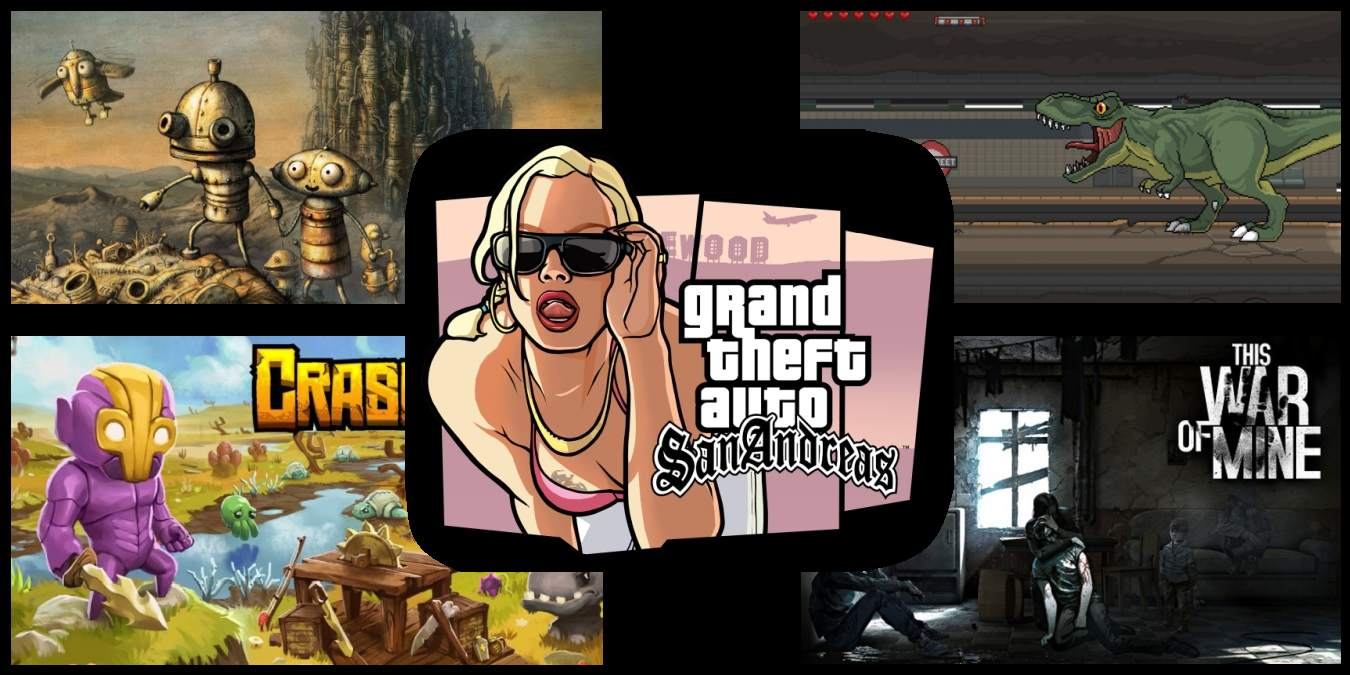 5 de los mejores juegos que puedes jugar en Android TV