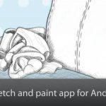 Convierta su tableta Android en un libro de bocetos