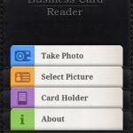 Lector de tarjetas de visita: Añada fácilmente un contacto a su teléfono Android