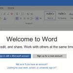 Usando la nueva aplicación de Microsoft Office en Chrome