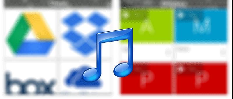 Cómo transmitir música desde la nube en su Android