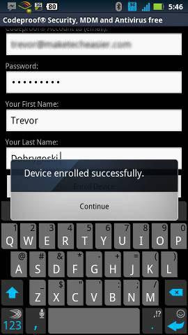 Cómo mejorar aún más la seguridad de sus dispositivos iOS y Android con CodeProof