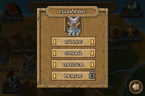 Friday Mobile Game Review: Defender Chronicles: un juego de defensa de torre estilo RPG