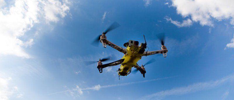 ¿Crees que los drones se volverán más comunes??