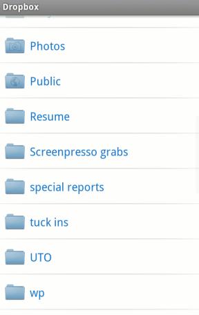 4 formas de hacer un buen uso de Dropbox para Android