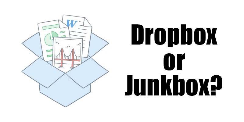 Consejos sencillos que puede utilizar para organizar mejor los archivos en Dropbox