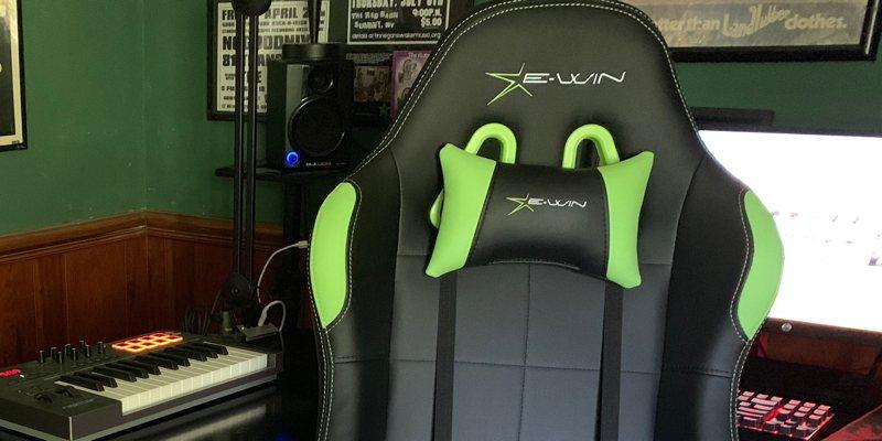 La serie de llamadas de Ewin es más que una simple silla de juego