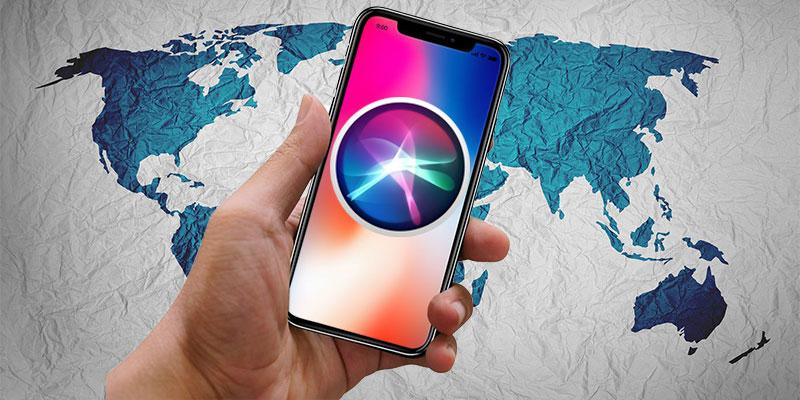 Cómo encontrar tu iPhone o iPad con Siri