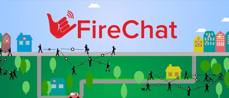 FireChat: una aplicación de mensajería instantánea que funciona sin conexión a Internet [iOS]