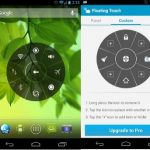 Floating Touch: Obtenga iOS Assistive Touch para Android