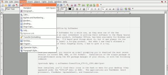 Utilice LibreOffice como alternativa a Microsoft Office, y por una buena causa