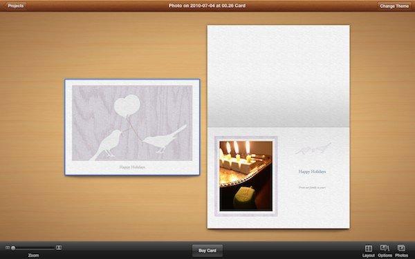 Envíe una tarjeta de felicitación personalizada este año con estas aplicaciones [Mac, iOS]