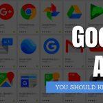 7 aplicaciones de Android de Google menos conocidas que debe conocer
