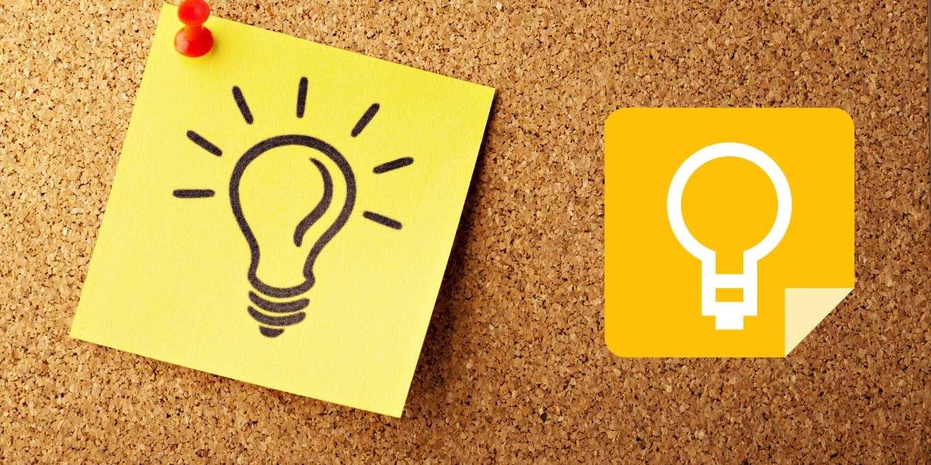Usos creativos de Google Mantenga para organizar su día