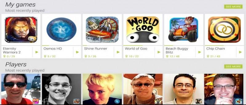 Google lanza juegos para Android, adquiere tus amigos ahora!