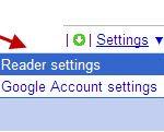 Cómo leer sus feeds de Google Reader en Microsoft Outlook