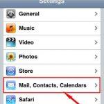 Cómo configurar la notificación push para Gmail en iPhone
