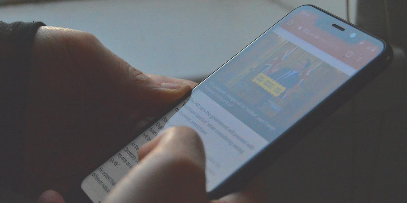 Cómo personalizar su feed Discover de Google en Android