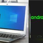 Cómo instalar Windows 10 desde Android