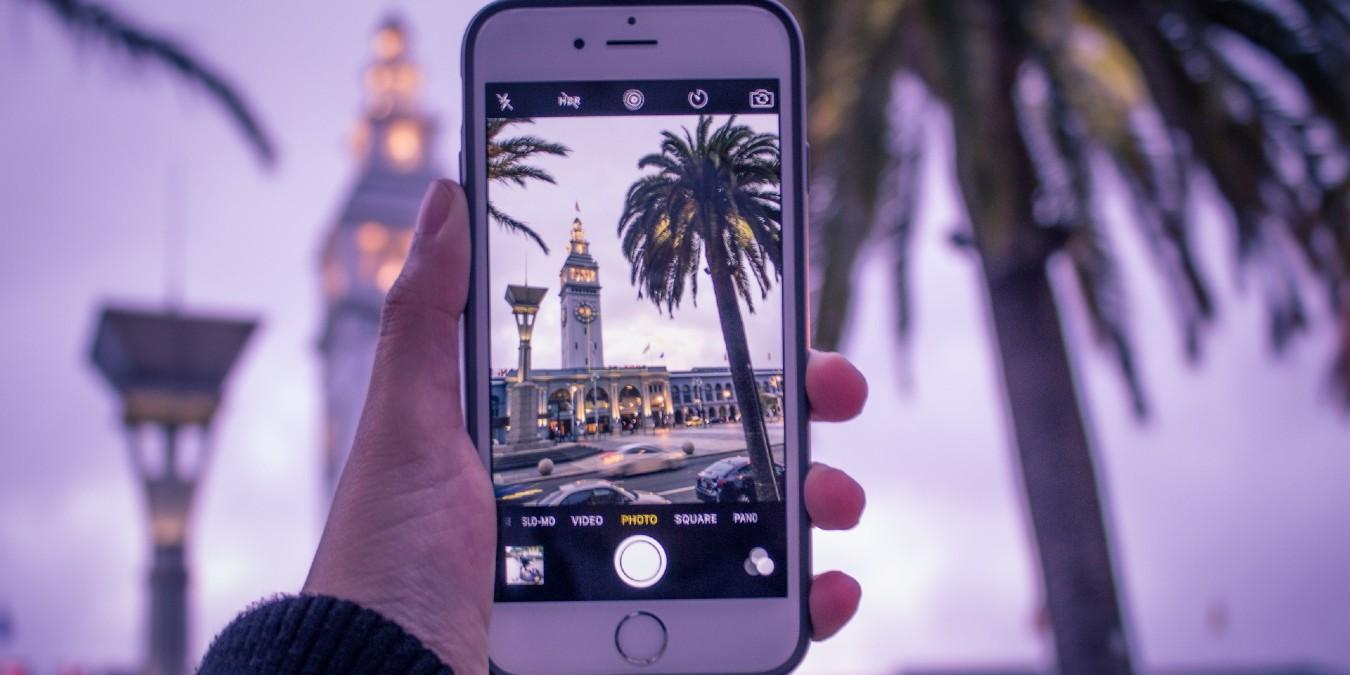 Cómo usar la cámara iPhone