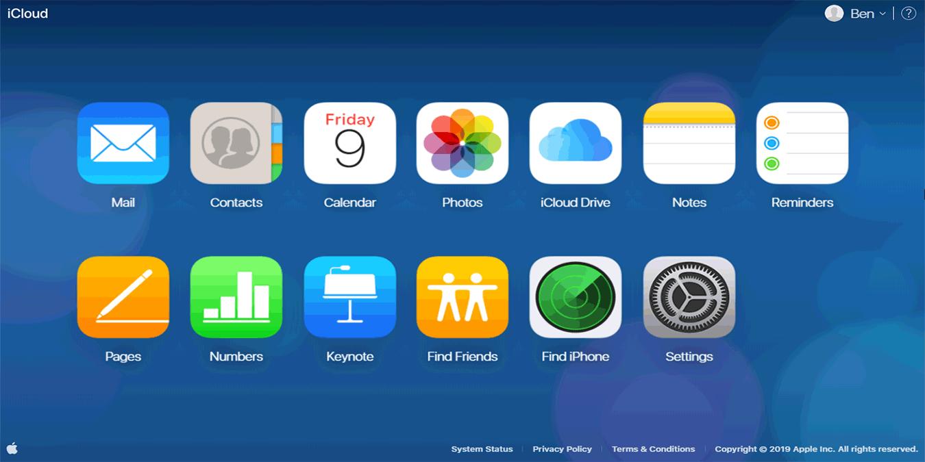 Cómo acceder a iCloud desde un dispositivo Android