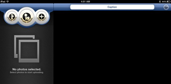 Cómo agregar fotos a Facebook en iPad más fácilmente