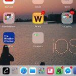 Trabajando con iOS 11: es como un iPad completamente nuevo
