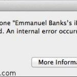 Consejos de solución de problemas de iOS 5