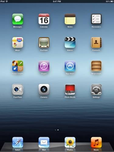 Cómo se acumula el nuevo iPad contra el iPad 2