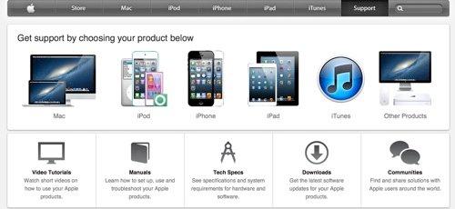 Consejos generales de solución de problemas para iOS 6