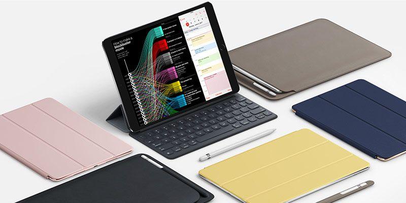 Los 5 mejores accesorios que debe obtener para el nuevo iPad Pro de 10.5 ″