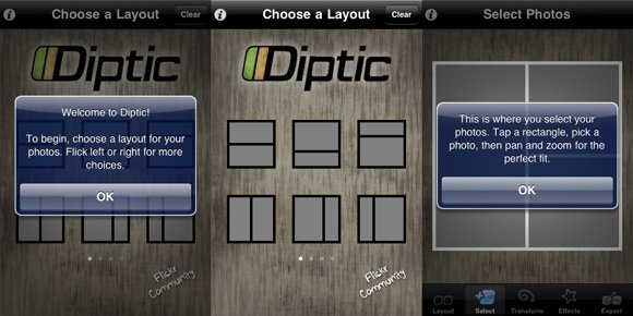 Dos aplicaciones de iPhone que comparten imágenes gratuitas para los fotógrafos aficionados