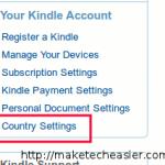 Cómo acceder y comprar libros electrónicos desde la aplicación Kindle fuera de Estados Unidos