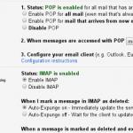 Cómo verificar su cuenta de Gmail con Kmail