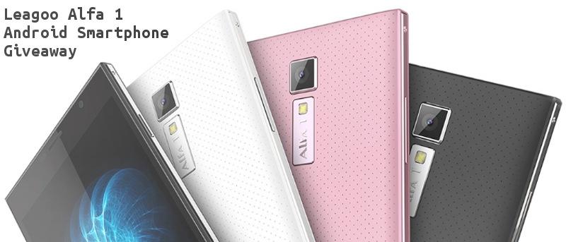 Revisión de teléfonos inteligentes Android Leagoo Alfa 1