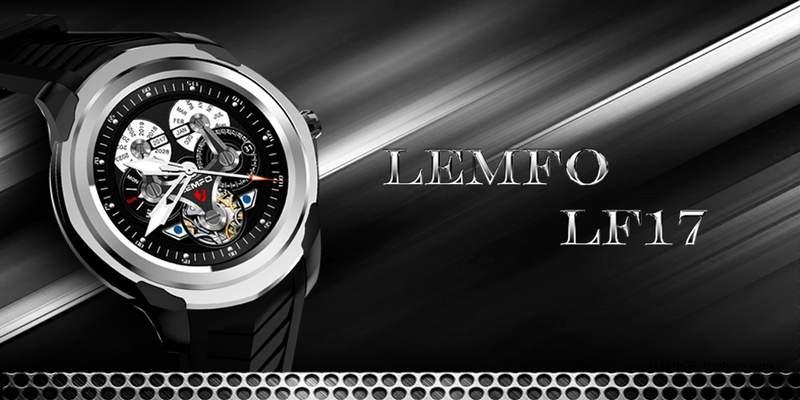 Reloj inteligente LEMFO: un reloj y teléfono todo en uno - Revisión
