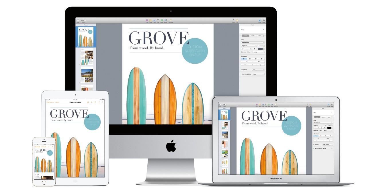 Por qué los usuarios de Mac deben usar iWork Over Office 365