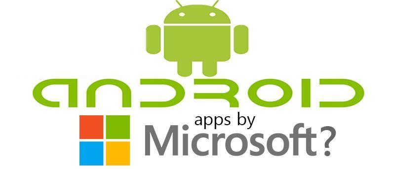 Aplicaciones de Android de Microsoft: lo que es bueno, lo que no y por qué?