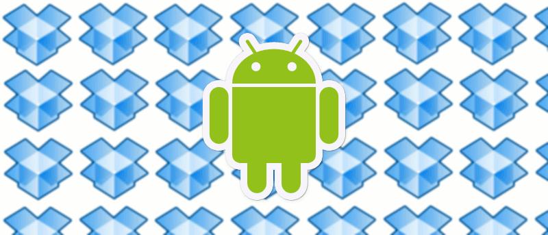 Cómo conectarse a múltiples cuentas de Dropbox en Android