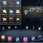 Pantalla de vida de Netfront: una hermosa aplicación de reemplazo de hogar para Android