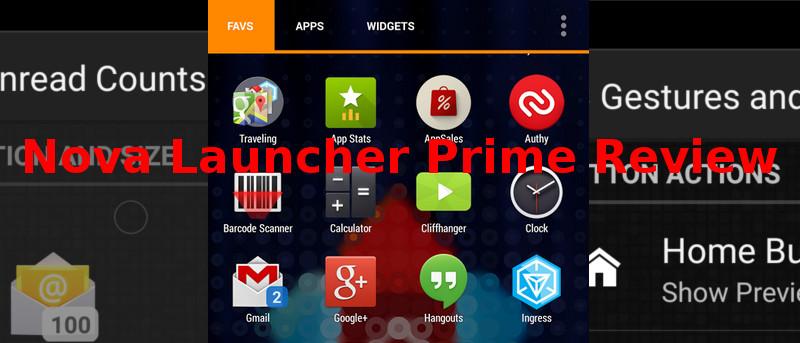 Nova Launcher Prime para Android - ¿Vale la pena su dinero?