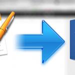 Cómo convertir archivos de páginas a formato Microsoft Word