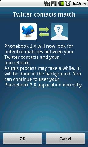 Phonebook 2.0: una gran alternativa a la aplicación de contacto de Android