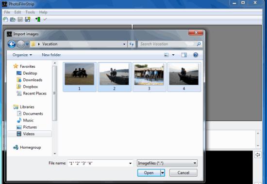 Cómo convertir su biblioteca de fotos a video