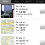 Pixelpipe para Android: publique cualquier cosa en todas partes, en cualquier momento