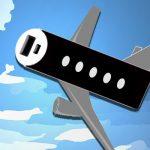 Cómo verificar si se permite un banco de energía en un vuelo