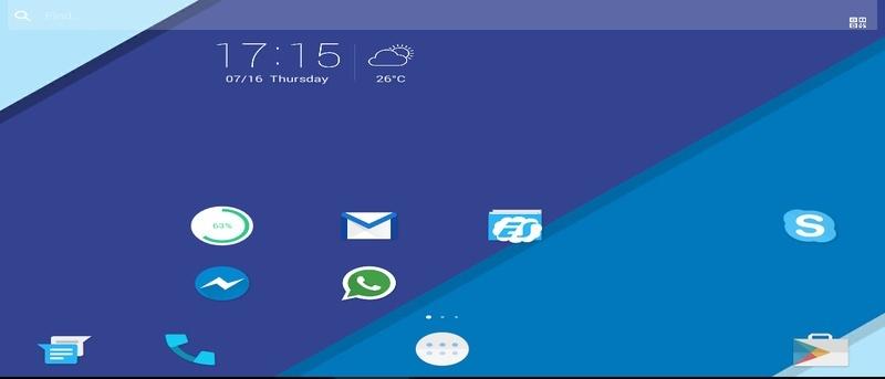 Solo Launcher: un lanzador doméstico altamente configurable para Android